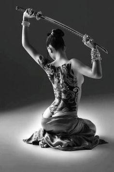 KATANA Spirit of the Samurai. by MyohoDane