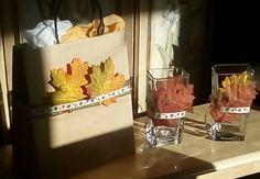 R. Imgrund DIY Gift bag and DIY vase