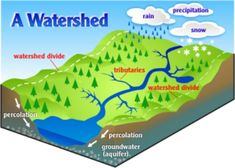 What's a Watershed? — Tanana Valley Watershed Association