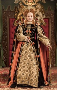 Queen Elizabeth I in Movies & TV – Lady Elizabeth, Princess Elizabeth, Emma Thompson, Orry Kelly, Glenda Jackson, Sandy Powell, Walter Raleigh, Mary Stuart, Uk Tv