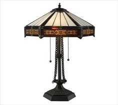 Nebraska Furniture Mart – Dimond Filigree 2 Light Table Lamp in Tiffany Bronze