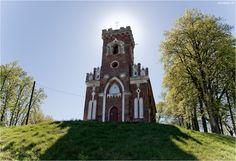 фото - Андрей Довгань. д.Райца, Гродненская обл. - церковь Св.Варвары