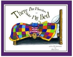A story of how Monsters got under the bed. @Nichol Brown.com