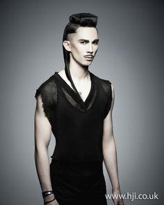 2012 mens avant garde hairstyle | Hairstyle GalleryHairstyle Gallery