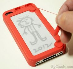 Magical Drawing Board Iphone Cases