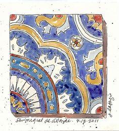 from my sketchbook | by janelafazio