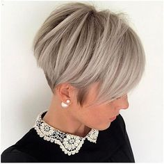 Idée coupe courte : @lavieduneblondie #pixiecut #haircut #hair #hairstyle #shorthairlove #undercut #