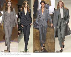 The Zoot Suit, cảm hứng cho thời trang nữ hiện đại. Các mẫu thiết kế của các nhà mốt nổi tiếng Thu Đông 2010 ảnh hưởng bởi Zoot suit.