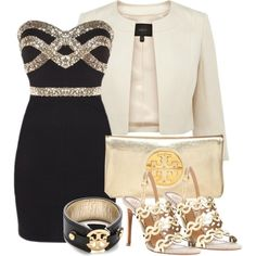glam and sequins for the holidays!
