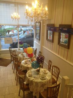 Treacles Tea Shop, Winchmore Hill