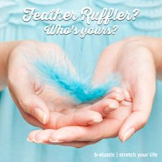 New b-mail: feather rufflers - who's yours? Want to achieve your goals and ambitions faster? You need to get yourself a feather ruffler. #coach #mentor http://www.b-elastic.com/2014/08/feather-rufflers-whos-yours/?utm_campaign=coschedule&utm_source=pinterest&utm_medium=b-elastic%20(Stretch%20your%20life%20%7C%20handy%20how-tos)&utm_content=feather%20rufflers%20-%20who's%20yours%3F