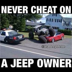 Jeep memes! - Page 2 - Jeep Wrangler Forum