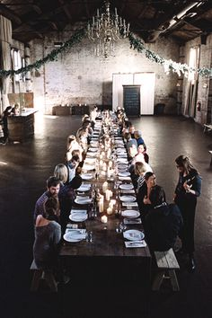 I need to throw one hell of a dinner party with one hell of a group of friends.
