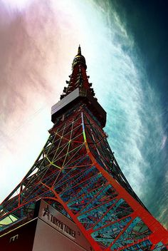 Tokyo Tower #Tokyo #Japan #JapanWeek  Subscribe today to our newsletter for a chance to win a trip to Japan http://japanweek.us/news  Like us on Facebook: https://www.facebook.com/JapanWeekNY