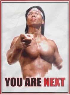 I remember badass HK martial artist Bolo Yeung fighting Van Damme in the 1988 film Bloodsport. 80s Movie Characters, 80s Movies, Bolo Yeung, 47 Ronin, You Are Next, Martial Arts Movies, Samurai Warrior, Martial Artist, Kung Fu