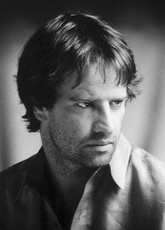 Christopher Lambert - I used to have quite a thing for him. I think it was the intensity of the eyes.