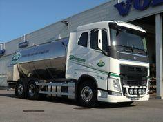 2013-07-13 Tramonto Tanktransport AB  FH540 6X2 .
