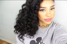 How to get the perfect beach waves on natural hair tgin