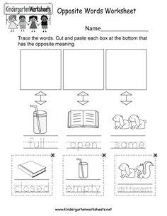 Animal Similes Worksheet Excel Back To School Matching Words To Pictures Worksheet  School Ideas  Significant Digits And Measurement Worksheet with Chemical Bond Worksheet Pdf This Is An Opposite Words Worksheet For Kindergarteners This Would Be A  Fun Learning Activity Natural Resources Worksheets Excel