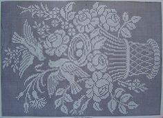 flower filet crochet patterns – Knitting Tips Crochet Angel Pattern, Crochet Motif, Crochet Stitches, Free Crochet, Cross Stitch Bird, Cross Stitch Flowers, Lace Patterns, Crochet Patterns, Filet Crochet Charts