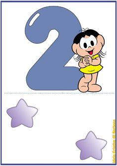 Numbers Preschool, Smurfs, Kindergarten, Illustration Art, Snoopy, Cartoon, Education, Mini, Fictional Characters