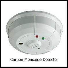 Carbon Monoxide Detector Honeywell Security, Security Alarm