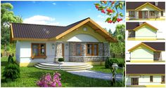 Gazebo, Projects To Try, Outdoor Structures, House Design, Cabin, How To Plan, Mansions, House Styles, Places