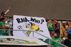 Ralph's Mob ( Tampa Bay Rowdies ) #NASL ( D2 )