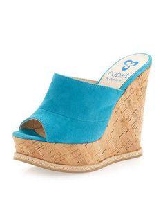Dee Keller #wedge #shoes
