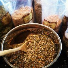 Receta de té de hierbas para perder peso