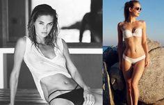Megan Williams modelo linda sexy