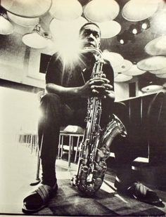 John Coltrane ~ Bebop simply didn't fire me up. Believe me, I tried to like it. I knew I should like it but I just couldn't wrap my brain around it.