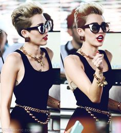 Miley Cyrus Pictures, Photos, and Images for Facebook, Tumblr, Pinterest, and Twitter