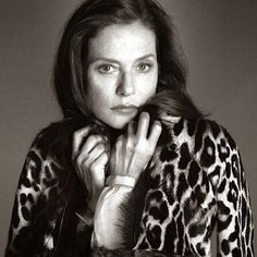 That's Not My Age: Isabelle Huppert, 61, stars in Givenchy ad campaign