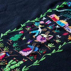 La próxima semana nuevas colaboraciones con @kin_mx  #bordado #embroidery #hechoamano #handmade #textures #texturas #textil #textile #modaetica #ethicalfashion #revoluciondelamoda #fashionrevolution