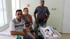 #Polícia: Policiais militares salvam vida de bebê em Barueri, na Grande SP