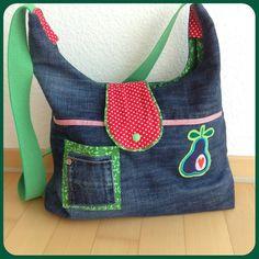 Keko-Kreativ » AllesDrin Tasche – Birne