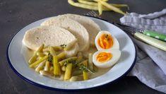 Fazolky na smetaně Ramen, Eggs, Breakfast, Ethnic Recipes, Breakfast Cafe, Egg, Egg As Food