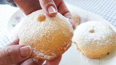 #Genovesi con #crema #pasticcera  #Bimby Ricetta facile Sugar, Youtube, Cream, Youtubers, Youtube Movies