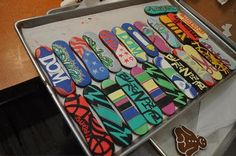 INCREDIBLE Snowboard Cookies (this site is AMAZING)