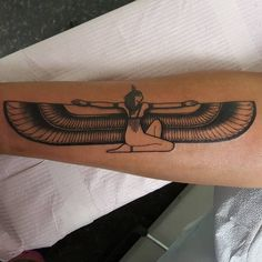 egyptian goddess tattoos for women - Google Search