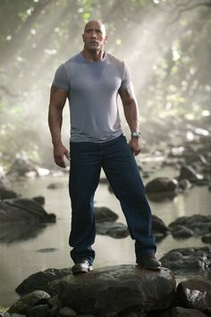 Dwayne Johnson (A.K.A. The Rock)