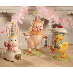 Easter Party | Mary Engelbriet