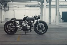 Hookie Co. Honda CB750 | SWAGGEST