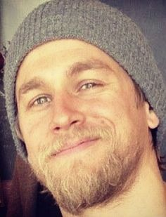Charlie Hunnam - I just wanted to balance out all the other guys showing up in my feed.