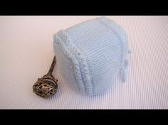 Tutorial para tejer capota para bebé - YouTube Baby Hats Knitting, Knitting For Kids, Knitted Hats, Crochet Hats, Inspiration For Kids, Fashion Backpack, Coin Purse, Crochet Patterns, Winter Hats