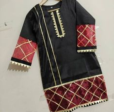 Kids Dressy Clothes, Stylish Dresses For Girls, Dresses Kids Girl, Simple Pakistani Dresses, Pakistani Fashion Casual, Pakistani Dress Design, Pakistani Bridal, Sleeves Designs For Dresses, Dress Neck Designs