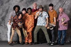Ogun Afrobeat presenta 'Kikolo Oyín' en Madrid.
