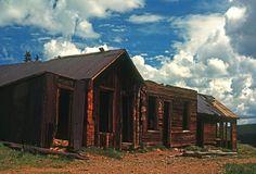 Nevadaville, Colorado ghost town