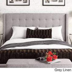 gray modern king headboard - Google Search